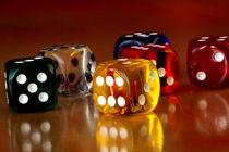 Sechser beim Würfeln | GlücksFall by lizcollet
