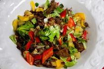 Lizchens leichter Rindfleischsalat mit Endivien von lizcollet