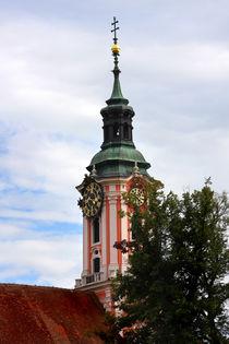 Die Birnau , Klosterkirche Birnau am Bodensee von lizcollet