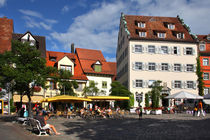 Summer Life in Meersburg am Bodensee by lizcollet