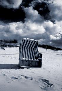 Paradise - Strandkorb auf der Insel by lizcollet