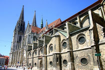 Spitzenwerke - Regensburger Dom  by lizcollet