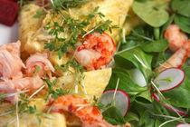 Omelette frühlingsleicht by lizcollet