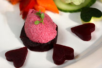 Beet Root Mousse by lizcollet