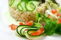 Gemüse in der Appetizer-Warte-Schleife von lizcollet