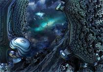 Andromeda Strain von Yvonne Fido