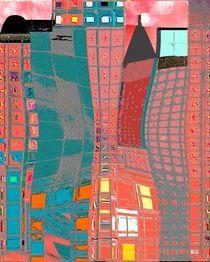 Stadtansicht von Peter Norden
