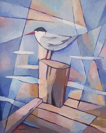 Seeschwalbe - Tern by Lutz Baar