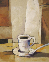 Tasse Kaffee - Cup of Coffee by Lutz Baar