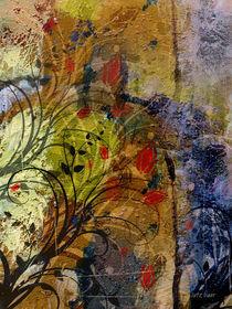 Mural Organic Composing von Lutz Baar