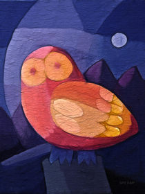 Night Owl by Lutz Baar