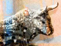Toro - Stier - Taurus - Bull by Lutz Baar