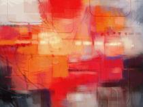 Rote Dominanz von Lutz Baar