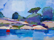 Küste Impression von Lutz Baar