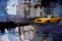 Yellow Cab von Lutz Baar