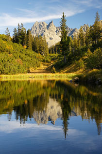 Naturjuwel in den Alpen von Johannes Netzer