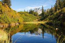 Bergsee von Johannes Netzer
