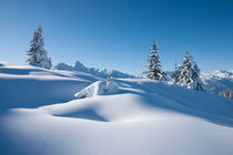 Winterzauber von Johannes Netzer