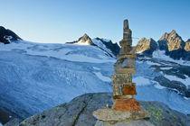 Gletscherwelt by Johannes Netzer