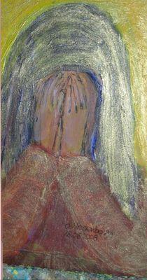 Betende Frau by orina nissenbaum