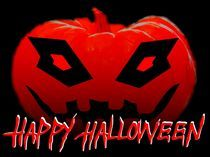 Halloween von Angela Parszyk