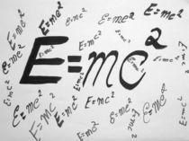 Einsteins Formel  by Angela Parszyk