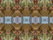 Tempel der Fantasie by Angela Parszyk