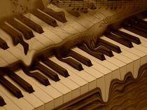 Piano-Piano by Angela Parszyk