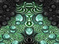 Tor in der grünen Welt von Angela Parszyk