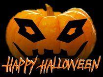 Halloween by Angela Parszyk