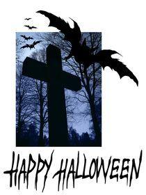 Happy Halloween von Angela Parszyk