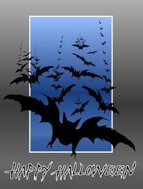 Happy Halloween by Angela Parszyk