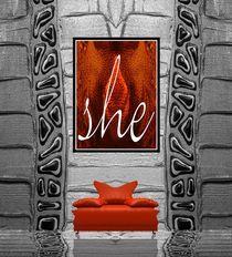 She by Angela Parszyk