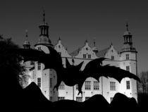 Nachtflug von Angela Parszyk