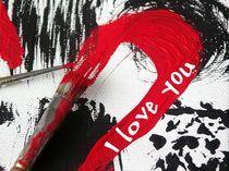 I love you by Angela Parszyk