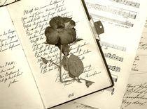 Poesie by Angela Parszyk