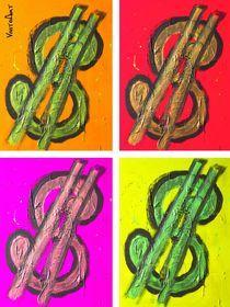 Dollar von Angela Parszyk