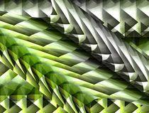 Dschungel 4 von Angela Parszyk