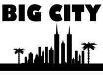 Big City by Angela Parszyk