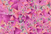 Musterwanderung in Pink by Angela Parszyk