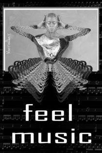 feel music  by Angela Parszyk