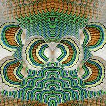 Spirit Shell - Glücksmuschel 4 von Angela Parszyk