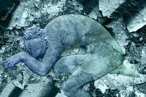 pianto  - die Trauer by Angela Parszyk