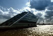 Dockland -  Hamburg  by Angela Parszyk