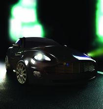 Aston Martin V von Daniel Berroteran
