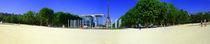 Paris Panorama by Arthur Prymov