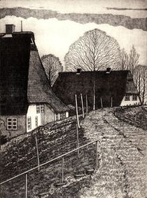 Deichreihe by Dieter Tautz