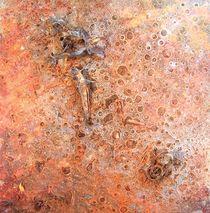 verlassen1 - - Original käuflich, 30 x 30 cm  von Lu Court