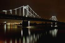 Rheinbrücke von Holger Kriegel