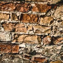 Backsteinmauer by Rolf Meier
